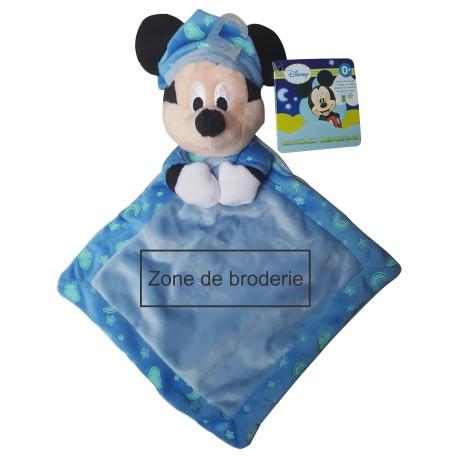 Doudou Disney Mickey Phosphorescent