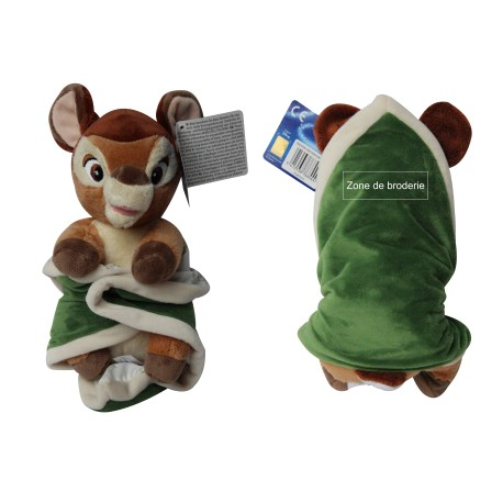 Doudou Disney Bambi grand